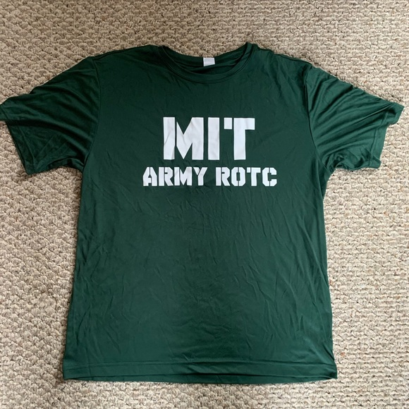 Sport Tek Shirts 520 Sale Nwot Unisex Mit Army Rotc T Shirt Poshmark You must present your valid obc membership card to qualify for a discount. poshmark